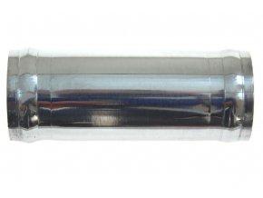 Hliníková trubka rovná TurboWorks, průměr 38mm, délka 10cm