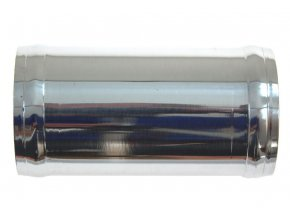 Hliníková trubka rovná TurboWorks, průměr 51mm, délka 10cm