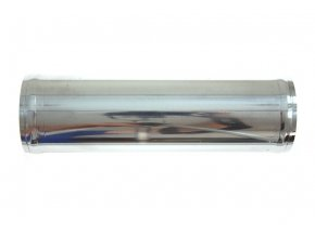 Hliníková trubka rovná TurboWorks, průměr 60mm, délka 20cm