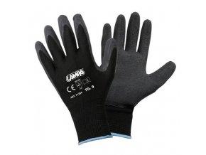 Latexové pracovní rukavice, velikost 9