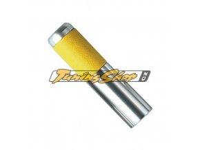 Madlo ruční brzdy - žlutá