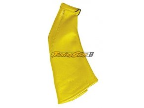 Manžeta ruční páky - žlutá