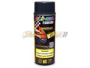 MOTIP Spray plast karbon lesk 400 ml / tekutá guma