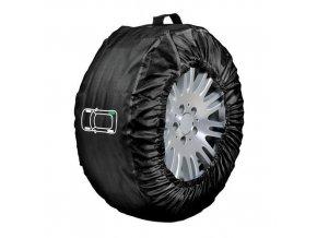 Návlek na pneumatiky, přepravní obaly - sada 4 ks De-Luxe L