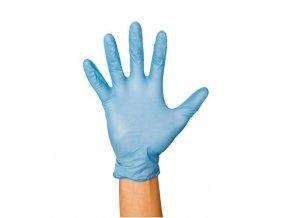 Nitrilové rukavice na jedno použití - 100 ks