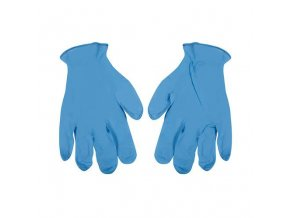 Nitrilové rukavice na jedno použití - 20 ks