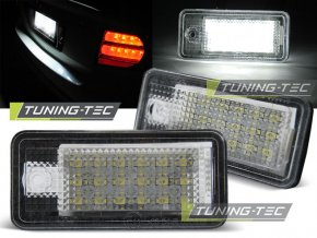 Osvětlení SPZ LED Audi A3/A4/A6/Q7