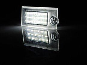 Osvětlení SPZ LED Audi A6 sedan C5 97-04