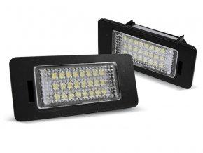 Osvětlení SPZ LED Audi Q5 /A4 08-10/A5/TT/VW Passat B6 combi