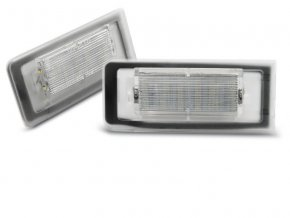 Osvětlení SPZ LED Audi TT 8N 99-06