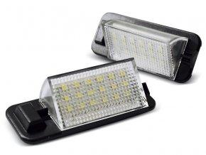 Osvětlení SPZ LED BMW E36 90-99