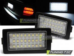 Osvětlení SPZ LED BMW E38 94-01