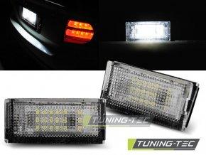 Osvětlení SPZ LED BMW E46 99-02 sedan/combi