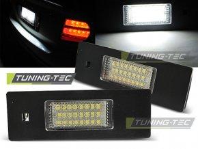 Osvětlení SPZ LED BMW E63/E64/E81/E85/E86/E87/Z4 a Mini Cooper R55