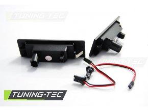 Osvětlení SPZ LED BMW E63/E64/E81/E85/E86/E87/Z4 a Mini Cooper R55 LED CREE CLEAR