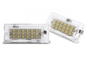 Osvětlení SPZ LED BMW X5 E53 / X3 04-