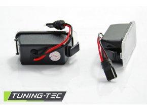Osvětlení SPZ LED Ford Fiesta/Focus/Mondeo/C-MAX/S-MAX/Galaxy