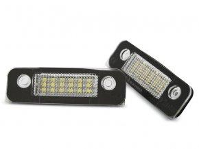 Osvětlení SPZ LED Ford Mondeo MK2/ Fusion/ Fiesta 6