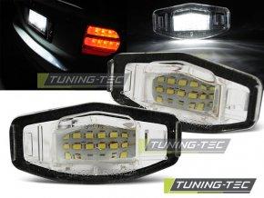 Osvětlení SPZ LED Honda Civic/City/Legend/Accord