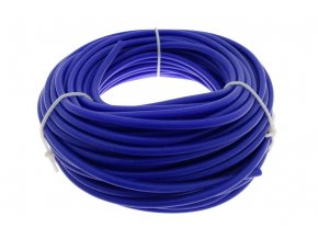 Podtlaková silikonová hadička TurboWorks, průměr 12 mm, modrá