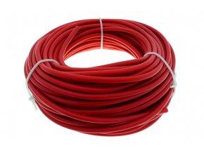 Podtlaková silikonová hadička TurboWorks, průměr 4 mm, červená