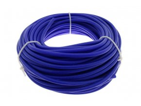 Podtlaková silikonová hadička TurboWorks, průměr 4 mm, modrá