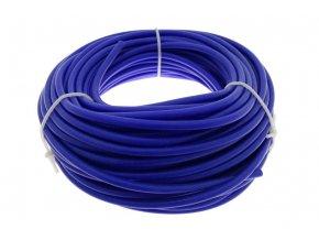 Podtlaková silikonová hadička TurboWorks, průměr 5 mm, modrá
