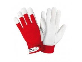 Pracovní rukavice z vepřové kůže, velikost 9