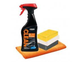 QUIXX - CLEAN 9 v 1 čistí, udržuje a chrání