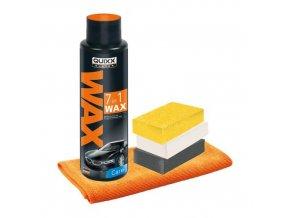 QUIXX - WAX 7 v 1 kompletní ochrana vašeho vozu