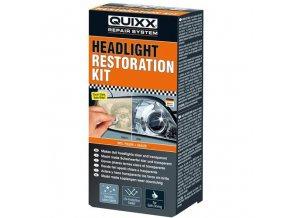 Sada na renovovaci světlometů QUIXX