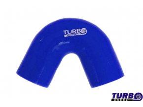 Silikonová hadice TurboWorks koleno 135°, průměr 57 mm, délka 70 mm, modrá