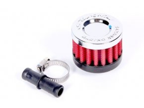 Moto Filtr stozkowy SIMOTA 12 mm Red [94692] 1200[1]