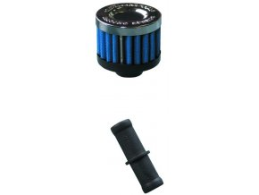 Sportovní oddechový filtr SIMOTA - modrý 12mm P17223