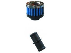 Sportovní oddechový filtr SIMOTA - modrý 18mm N17223
