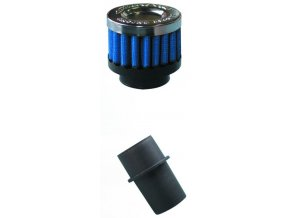 Sportovní oddechový filtr SIMOTA - modrý 25mm L17223
