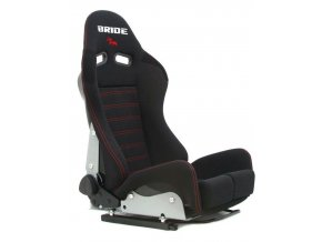Sportovní sedačka BRIDE LOW MAX BLACK II K608