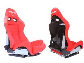 Sportovní sedačka BRIDE LOW MAX RED K608