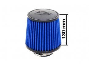 Sportovní vzduchový filtr SIMOTA - universál, modrý G02201-05
