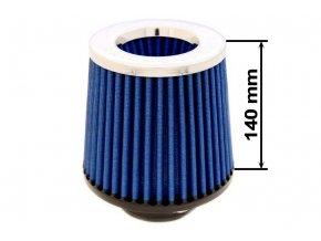 Sportovní vzduchový filtr SIMOTA - universál, modrý G02202-06