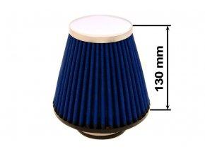 Sportovní vzduchový filtr SIMOTA - universál, modrý G02208-05
