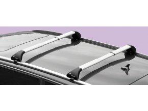 Střešní nosiče NORDRIVE Audi A3 Sportback 5dv. - profile 09/04-10/12 SNAP-Clamp, příčníky ALU hliník