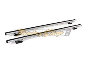 Střešní nosiče NORDRIVE KUMA příčníky, hliník, XL - 137 cm