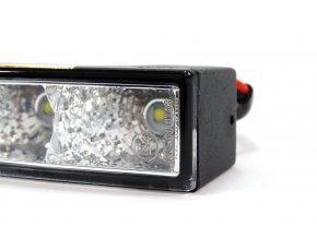 Světla pro denní svícení 540 PRO - 4 LED chrom NSSC