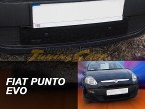 Zimní clona chladiče Fiat Punto Evo 09-12R (dolní)