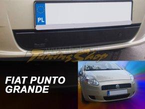 Zimní clona chladiče Fiat Punto Grande 05-09R 5D dolní