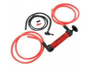 Multifunkční pumpa (voda, vzduch, PHM)