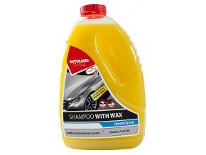 Autošampon s voskem - koncentrát NANO+ 3L