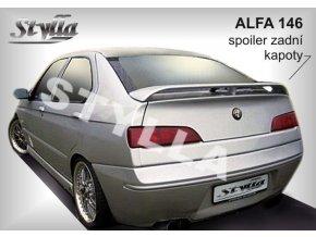 Zadní spoiler Alfa Romeo 146 liftback 12 / 1994 –