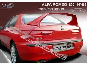 Zadní spoiler Alfa Romeo 156 sedan 09 / 1997 –